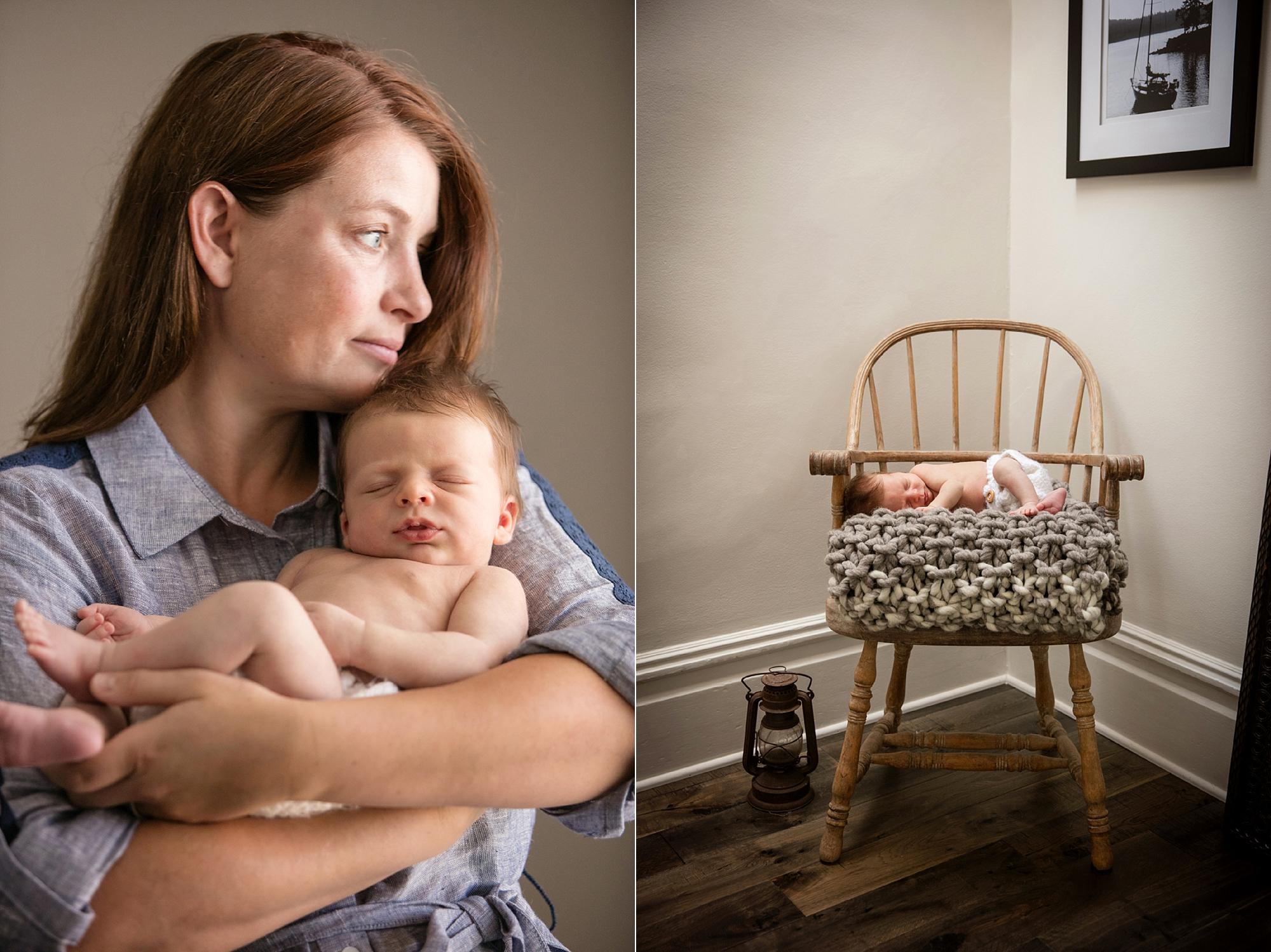 vancouver newborn baby photographer