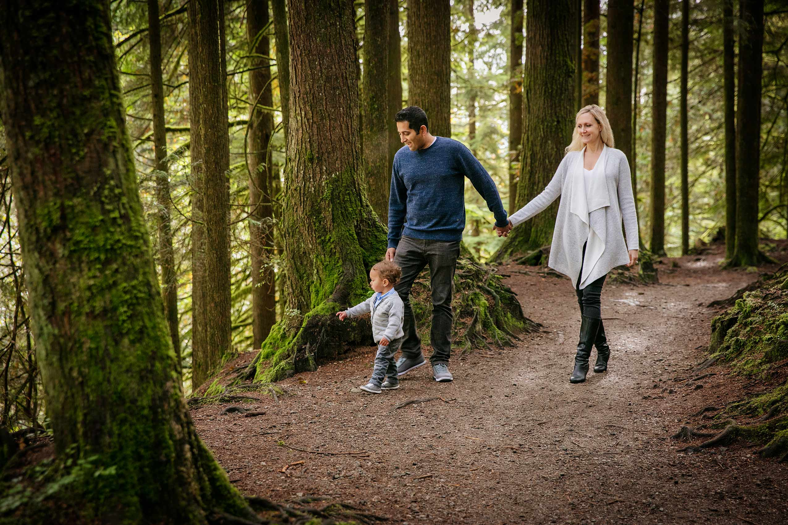 North Vancouver family photo session